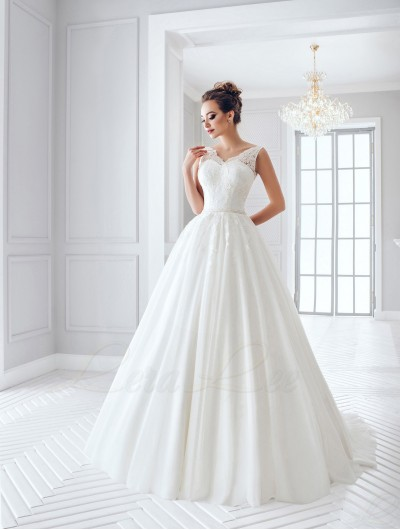 Wedding Dress LL-179