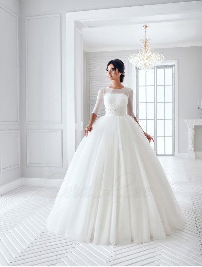 Wedding Dress LL-180