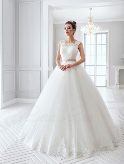 Wedding Dress LL-181